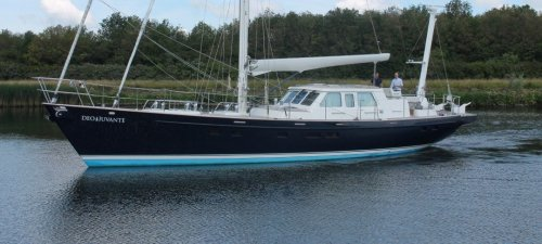 Koopmans 66 Pilothouse (trade In Considered), Sailing Yacht Koopmans 66 Pilothouse (trade In Considered) te koop bij Jachtmakelaardij Kappers