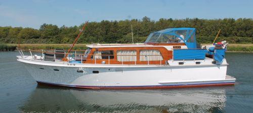Super Van Craft 13.80, Motor Yacht  for sale by Jachtmakelaardij Kappers