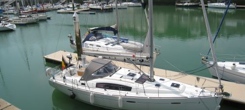 Beneteau Oceanis 40, Sailing Yacht  for sale by Jachtmakelaardij Kappers