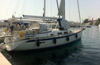 Hallberg Rassy 412, Sailing Yacht