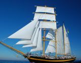 Three Mast Barquentine, Классическая яхта Three Mast Barquentine для продажи Sea Independent