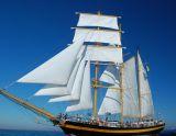 Three Mast Barquentine, Traditionelles Yacht Three Mast Barquentine Zu verkaufen durch Sea Independent