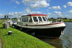 Alm Trawler, Motoryacht Alm Trawler for sale by De Haer nautique