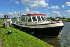 Alm Trawler, Motorjacht Alm Trawler for sale by De Haer nautique