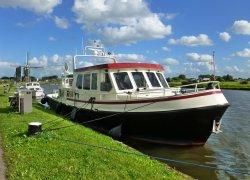 Alm Trawler, Motorjacht Alm Trawler te koop bij De Haer nautique