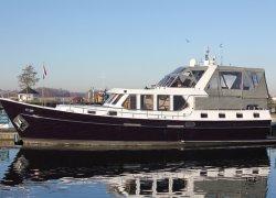 Blauwe Hand Trawler 1350 Royal Class, Motorjacht Blauwe Hand Trawler 1350 Royal Class te koop bij De Haer nautique