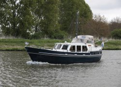 Monty Bank 41 Rondspant Gejoggeld, Motor Yacht Monty Bank 41 Rondspant Gejoggeld te koop bij De Haer nautique