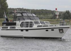 Valkkruiser 1400, Motorjacht Valkkruiser 1400 te koop bij De Haer nautique