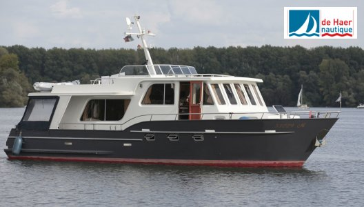 , Motorjacht  for sale by De Haer nautique