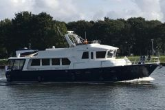 Hershine Pilothouse Trawler 61, Bateau à moteur Hershine Pilothouse Trawler 61 for sale by De Haer nautique