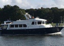 Hershine Pilothouse Trawler 61, Motorjacht Hershine Pilothouse Trawler 61 te koop bij De Haer nautique
