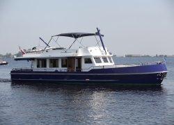 Treffer Liberator 53, Motorjacht Treffer Liberator 53 te koop bij De Haer nautique