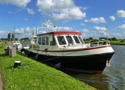 Alm Trawler 1600, Motorjacht Alm Trawler 1600 te koop bij De Haer nautique
