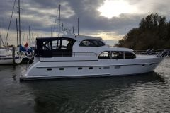 Van Der Heijden 1700 Dynamic Wheelhouse, Motoryacht Van Der Heijden 1700 Dynamic Wheelhouse for sale by De Haer nautique