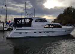 Van Der Heijden 1700 Dynamic Wheelhouse, Motor Yacht Van Der Heijden 1700 Dynamic Wheelhouse te koop bij De Haer nautique