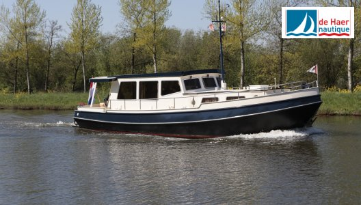 , Sailing houseboat  for sale by De Haer nautique