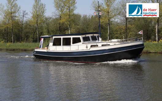 Tukkervlet 1495 OK, Varend woonschip  for sale by De Haer nautique