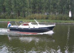Bruijs Spiegelkotter 11.50 Cabrio, Motorjacht Bruijs Spiegelkotter 11.50 Cabrio te koop bij De Haer nautique