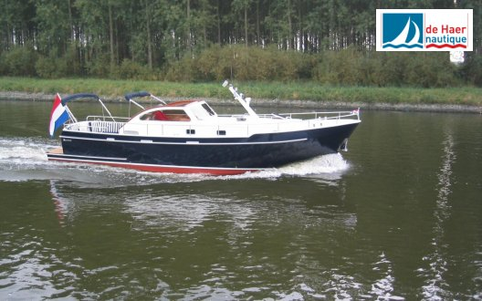 Bruijs Spiegelkotter 11.50 Cabrio, Motorjacht  for sale by De Haer nautique