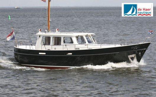 Kompierkotter 1070, Motorjacht  for sale by De Haer nautique