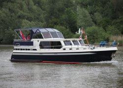 Babro 1340 AK, Motorjacht Babro 1340 AK te koop bij De Haer nautique