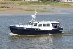 Kuster A-38, Motorjacht Kuster A-38 for sale by De Haer nautique