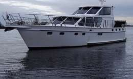 Altena 148 Sedan, Motor Yacht Altena 148 Sedan for sale by Jachtbemiddeling van der Veen - Terherne