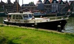 Gillissen Spitsgatkotter 1140, Motor Yacht Gillissen Spitsgatkotter 1140 for sale by Jachtbemiddeling van der Veen - Terherne
