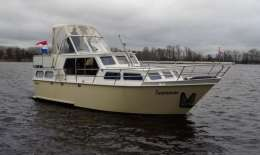 Proficiat 1010 GLS, Motor Yacht Proficiat 1010 GLS for sale by Jachtbemiddeling van der Veen - Terherne