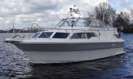 SCAND 29 Baltic Soft Top, Motor Yacht SCAND 29 Baltic Soft Top for sale by Jachtbemiddeling van der Veen - Terherne