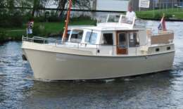 Bully 960 AK, Motor Yacht Bully 960 AK for sale by Jachtbemiddeling van der Veen - Terherne