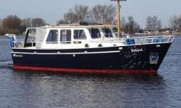 Superlauwersmeer Kruiser 1050 OK, Motor Yacht Superlauwersmeer Kruiser 1050 OK for sale by Jachtbemiddeling van der Veen - Terherne