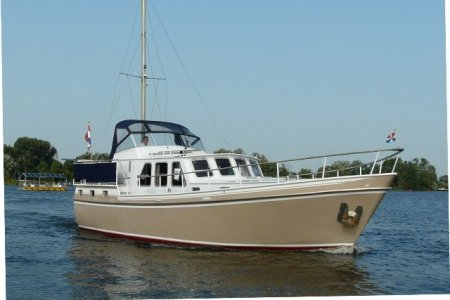 De Ruitertrawler 12.80, Motor Yacht De Ruitertrawler 12.80 for sale at Jachtbemiddeling van der Veen - Terherne
