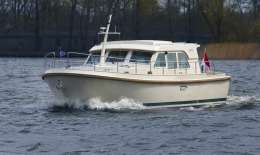 Linssen Grand Sturdy 40.9 SEDAN, Motor Yacht Linssen Grand Sturdy 40.9 SEDAN for sale by Jachtbemiddeling van der Veen - Terherne