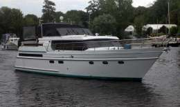 Riverline Excellent 1500, Motor Yacht Riverline Excellent 1500 for sale by Jachtbemiddeling van der Veen - Terherne