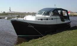 Kent 28 Launch Soft Top, Motor Yacht Kent 28 Launch Soft Top for sale by Jachtbemiddeling van der Veen - Terherne