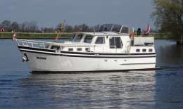 Curtevenne 950 GS, Motor Yacht Curtevenne 950 GS for sale by Jachtbemiddeling van der Veen - Terherne