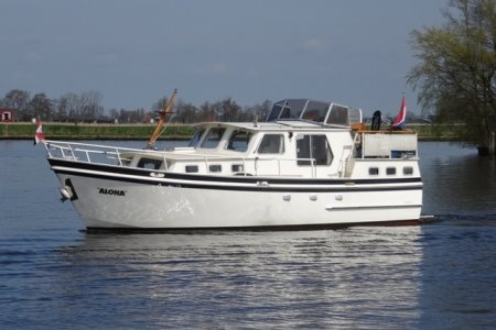 Curtevenne 950 GS, Motor Yacht Curtevenne 950 GS for sale at Jachtbemiddeling van der Veen - Terherne