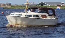 Risor 27, Motor Yacht Risor 27 for sale by Jachtbemiddeling van der Veen - Terherne