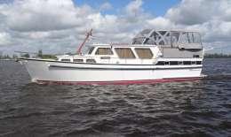 Super Lauwersmeer 1250 AK, Motor Yacht Super Lauwersmeer 1250 AK for sale by Jachtbemiddeling van der Veen - Terherne