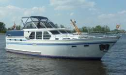 Valkkruiser Content 1200, Motor Yacht Valkkruiser Content 1200 for sale by Jachtbemiddeling van der Veen - Terherne