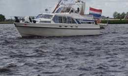 Broom Ocean 37, Motor Yacht Broom Ocean 37 for sale by Jachtbemiddeling van der Veen - Terherne
