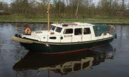 Gillissen Vlet 1000 OK/AK, Motor Yacht Gillissen Vlet 1000 OK/AK for sale by Jachtbemiddeling van der Veen - Terherne