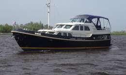 Linssen Grand Sturdy 460 AC, Motor Yacht Linssen Grand Sturdy 460 AC for sale by Jachtbemiddeling van der Veen - Terherne