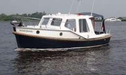 Drammer 700 OK, Motor Yacht Drammer 700 OK for sale by Jachtbemiddeling van der Veen - Terherne