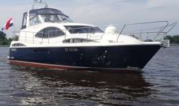Broom 39 Kl, Motor Yacht Broom 39 Kl for sale by Jachtbemiddeling van der Veen - Terherne