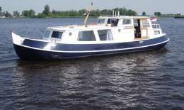 Noordmans Tjalk, Motor Yacht Noordmans Tjalk for sale by Jachtbemiddeling van der Veen - Terherne