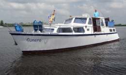 Rijo Kruiser 1100 AK, Motor Yacht Rijo Kruiser 1100 AK for sale by Jachtbemiddeling van der Veen - Terherne