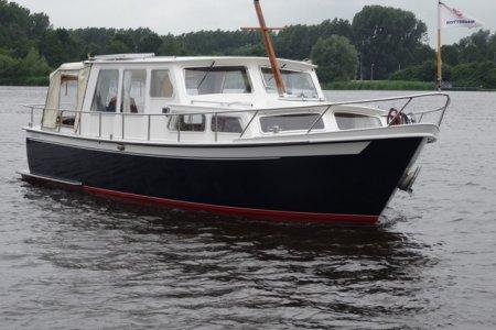 Pikmeerkruiser 950 OK, Motoryacht Pikmeerkruiser 950 OK zum Verkauf bei Jachtbemiddeling van der Veen - Terherne