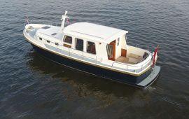 WJH Vlet 1080 OK, Motorjacht WJH Vlet 1080 OK for sale by Jachtbemiddeling van der Veen - Terherne